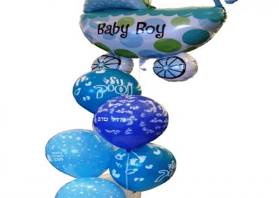 lilach-newborn-balloons